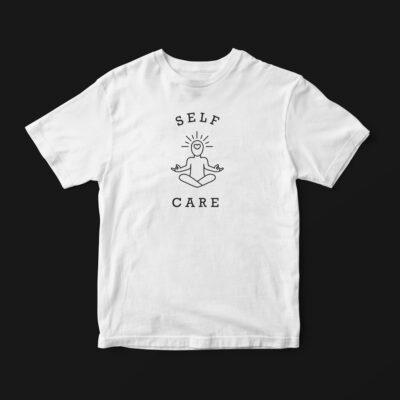 HSH-SelfCare-Tshirt-White-1