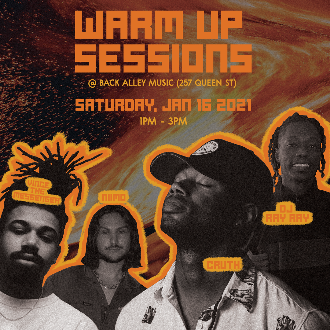 Warm Up Sessions